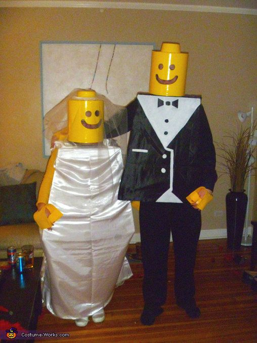 Bride And Groom Halloween Costume.21 Couples Halloween Costume Ideas You Haven T Seen Before
