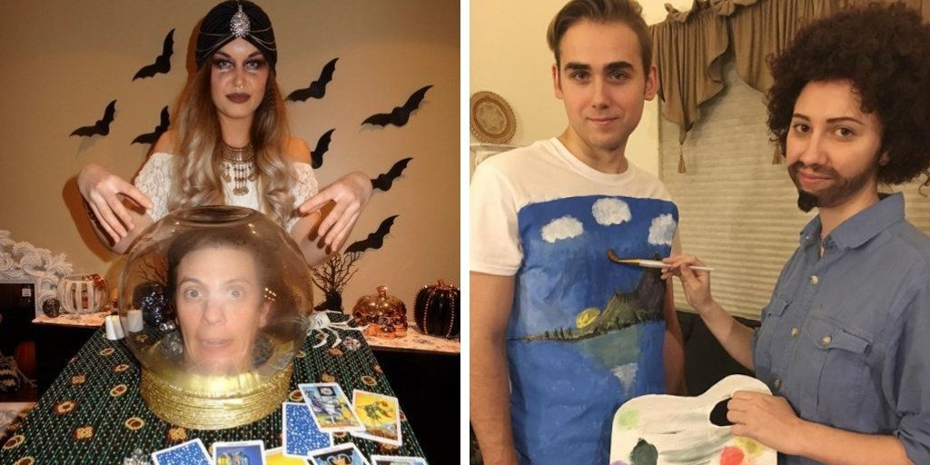 21 Couples Halloween Costume Ideas You Haven't Seen Before