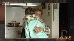 Oma versteckt Enkelin zwei Jahre lang, um sie vor Vater zu schützen