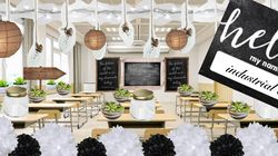 Thanks To Instagram, Classrooms Look Like Chic Barn Houses