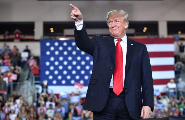 미국 증시가 폭락하자 트럼프는 '연준이 미쳤다'고