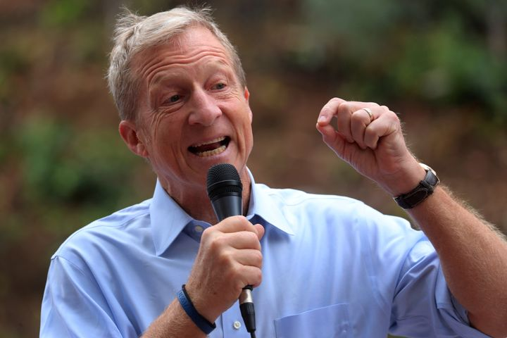 Tom Steyer's NextGen group is putting $4 million into digital ads that aim to increase youth turnout.
