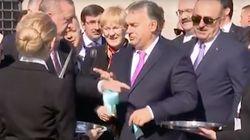 Erdogan und Orban streiten um Schere – bis der Ungar seine Meinung