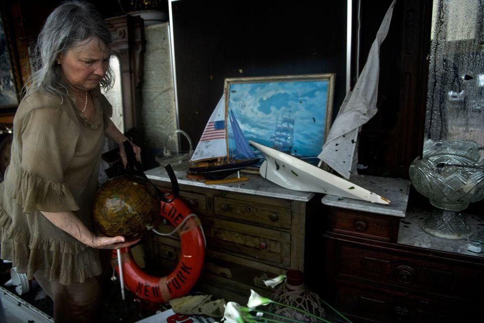 ΗΠΑ: Ο τυφώνας «Μάικλ» σάρωσε τη