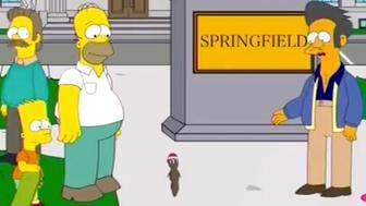South Park The Simpsons