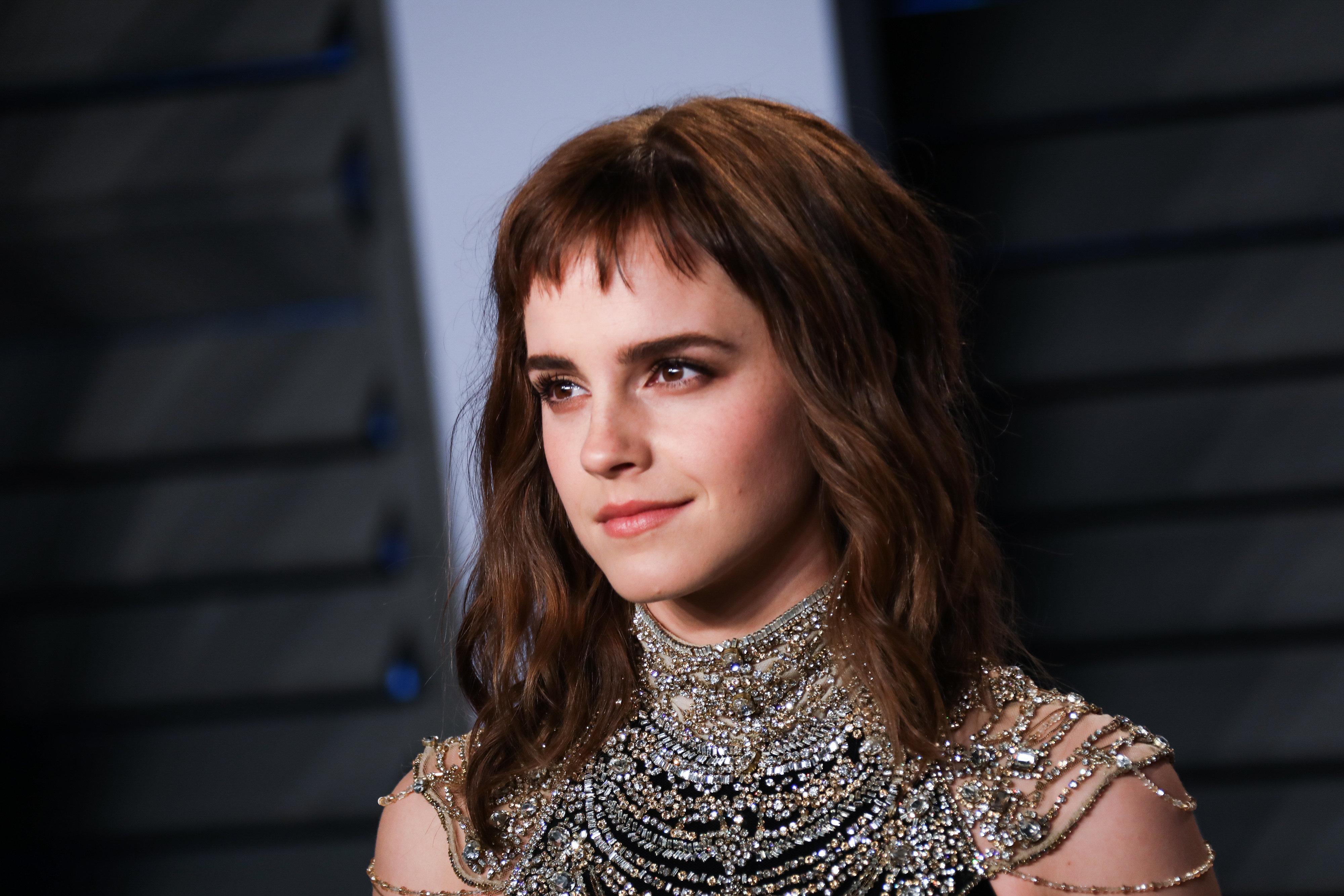 Emma Watson has donated money to the
