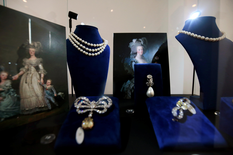 Τα κοσμήματα της Μαρίας Αντουανέτας στο «σφυρί» από τον οίκο Sotheby's