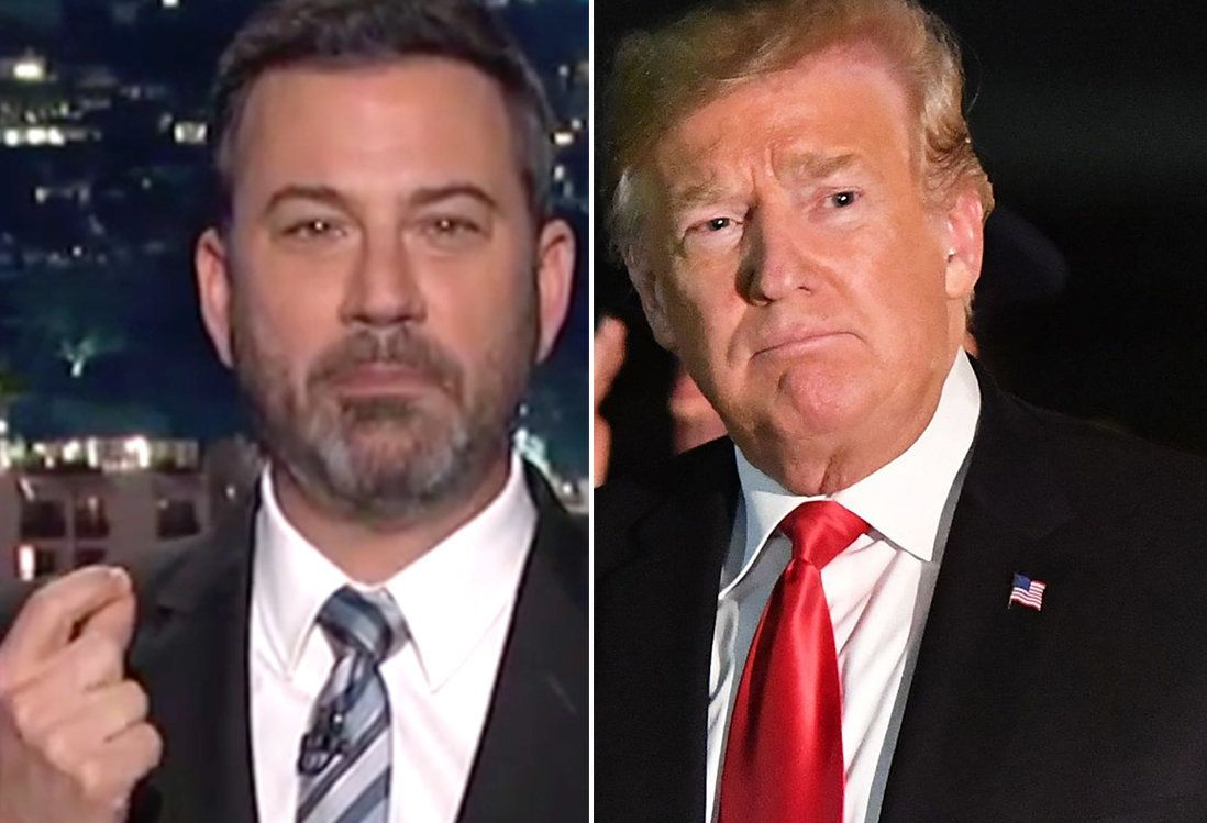 Jimmy Kimmel Unloads On Trump Over His Latest Lie About Health Care