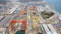 쪼그라들던 한국 조선업이 7년만에 중국 제치고 세계 1위 탈환