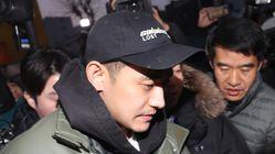 법원이 '필로폰 투약 혐의' 배우 정석원에게 내린