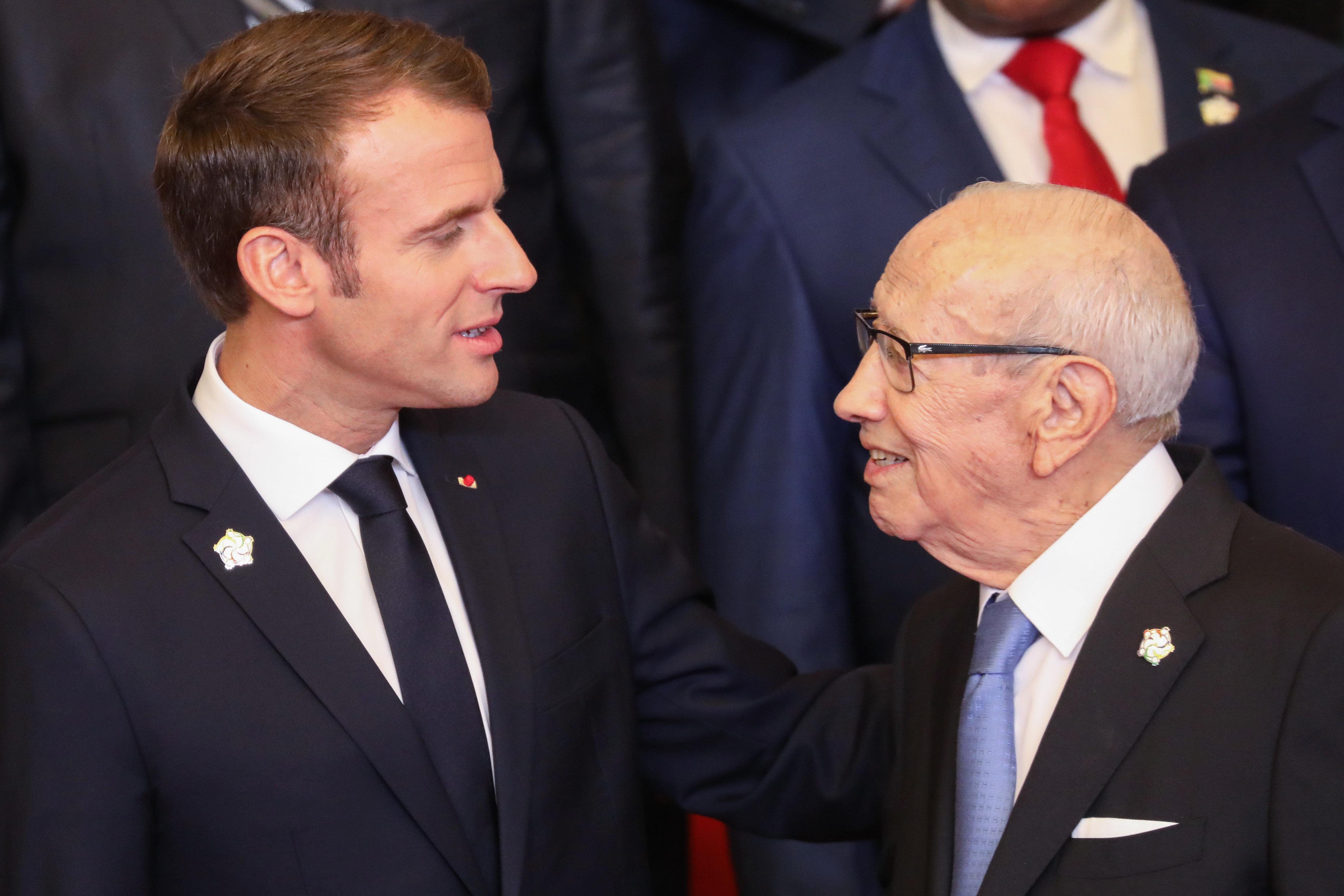 Sommet de la Francophonie: Le vibrant hommage de Macron à la