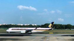 Embarquement imminent pour les passagers du plus long vol au