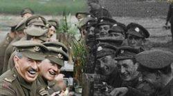 Ο Πίτερ Τζάκσον «χρωματίζει» τον Α' Παγκόσμιο Πόλεμο στο νέο του ντοκιμαντέρ