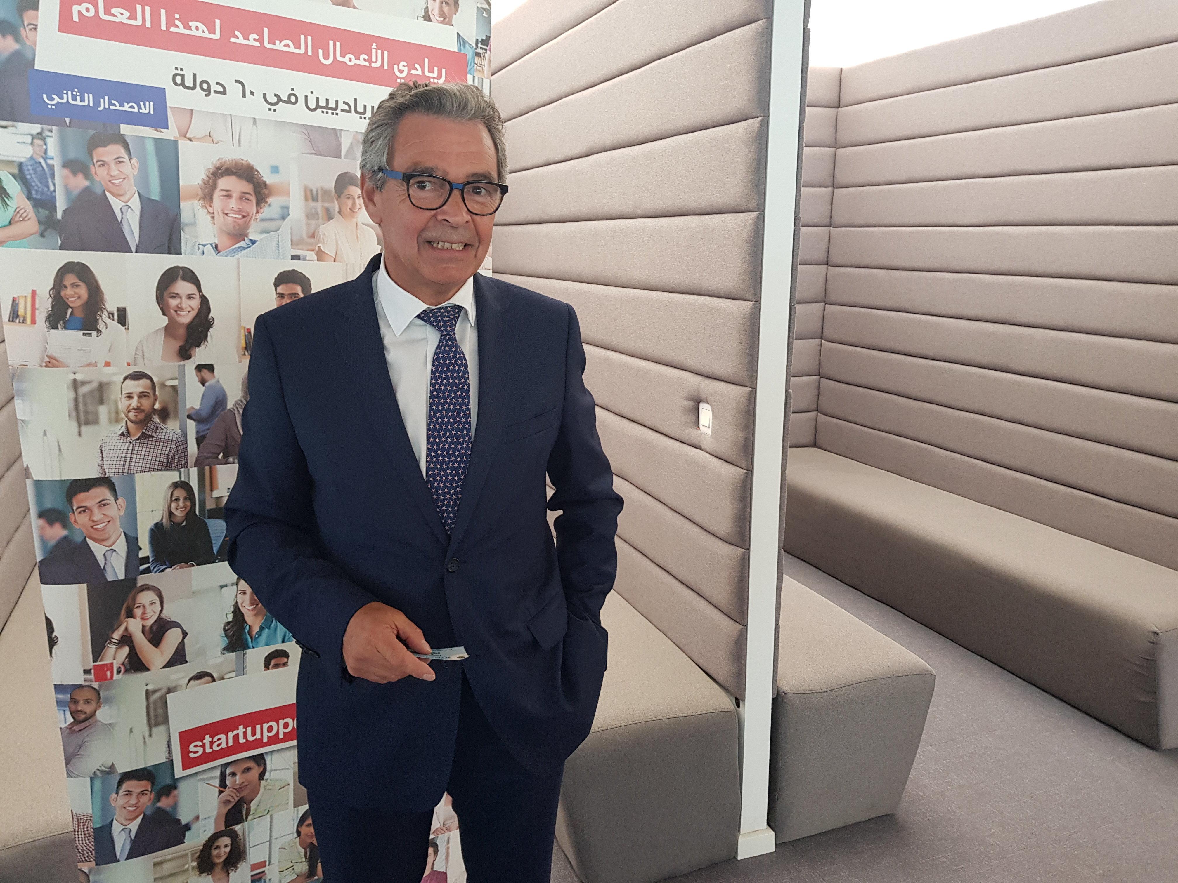 Le directeur général de Total Maroc: