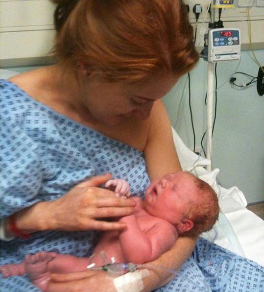 Tenía miedo de que mi segundo parto fuera tan traumático como el