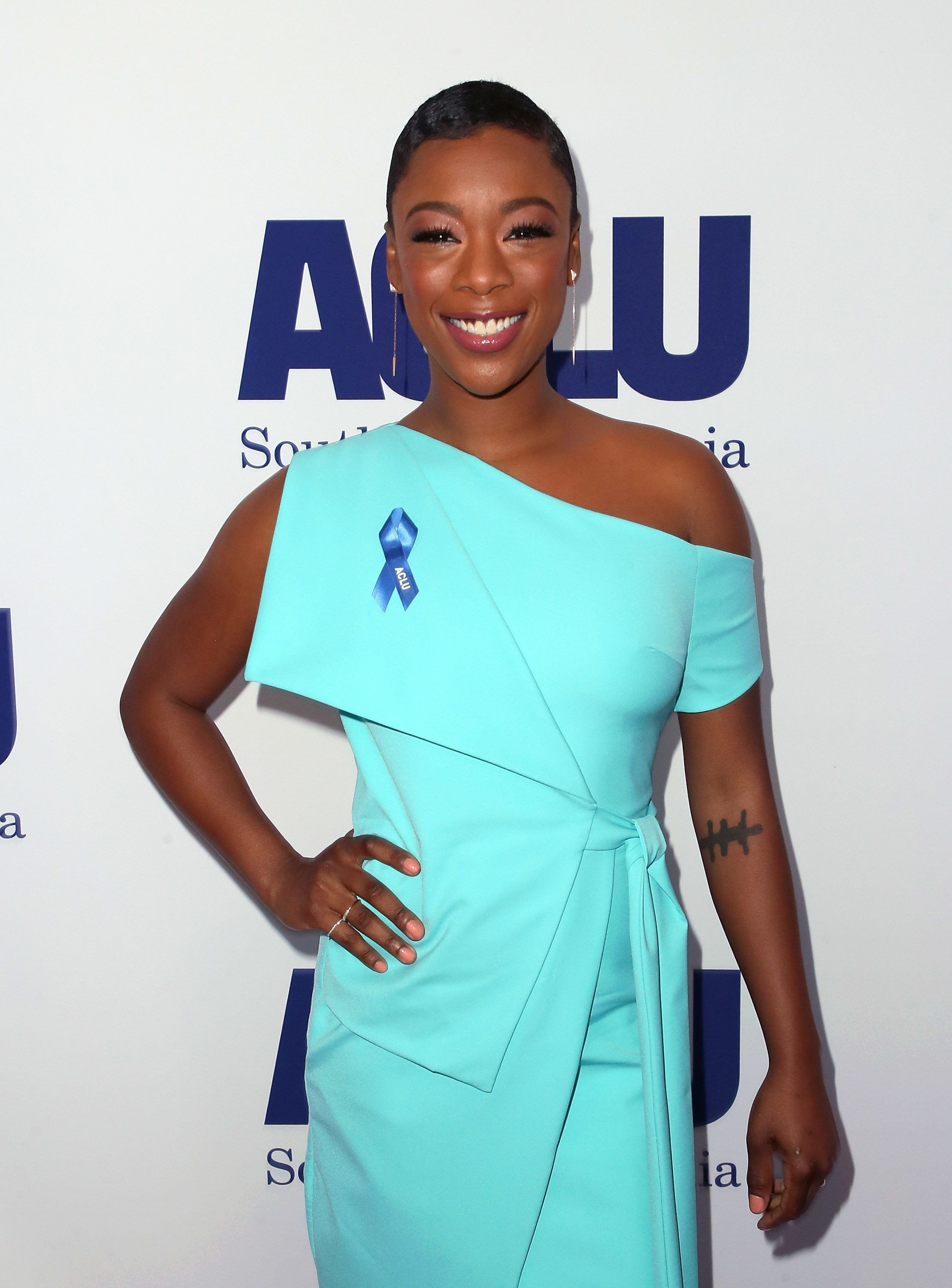 Samira Wiley Reduced To Tears After Being Outed By 'Orange Is The New Black'