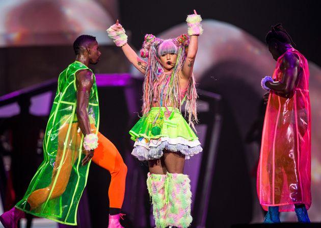 Lady Gaga enttäuschte mit Auftritten ihrer