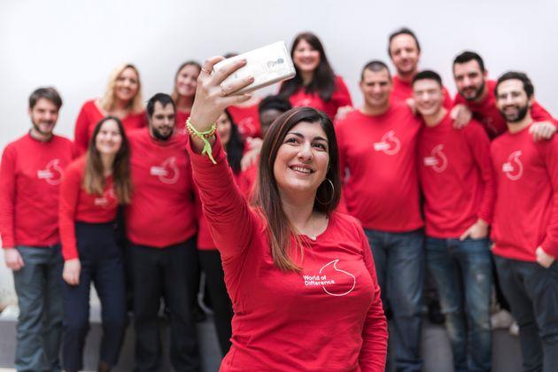 World of Difference 2019: Με πρωταγωνιστή την τεχνολογία, το Ίδρυμα Vodafone και 10 νέοι από όλη την...