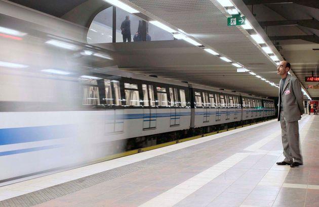 Métro d'Alger : suspension du service de métro vendredi entre Hai El Badr et Ain