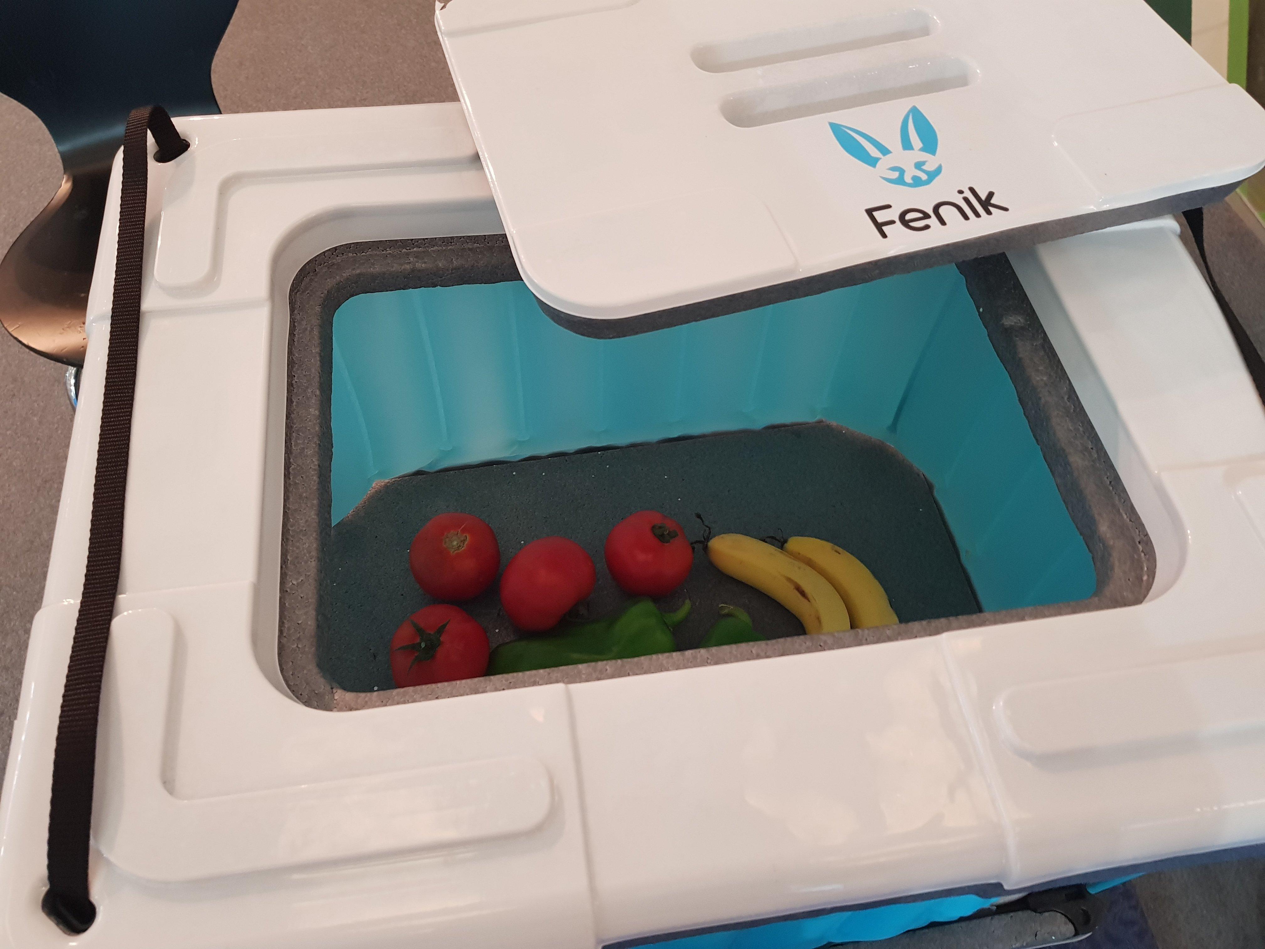 À Rabat, la start-up Evaptainers lance un frigo écolo à portée de