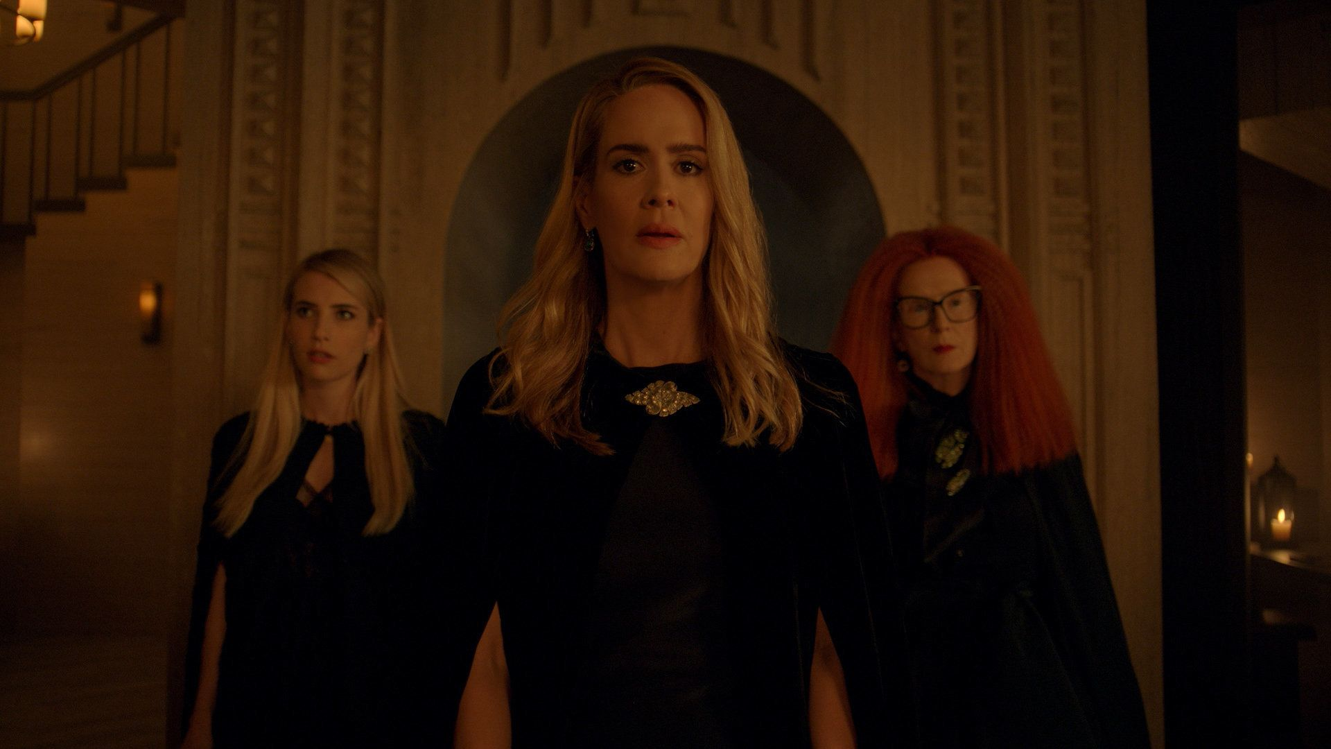 The coven returns