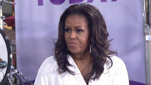 Former first lady Michelle Obama sits down on TODAY for her first live TV interview since leaving the White House to give an update on her family and to weigh in on the growing divide in today's politics.