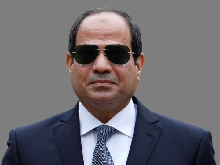 Gen. Abdel-Fattah el-Sisi overthrew Egypt's democratically elected government in 2012.