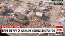 CNN's Brooke Baldwin On Michael Damage: 'I've Never Seen Anything Like This'