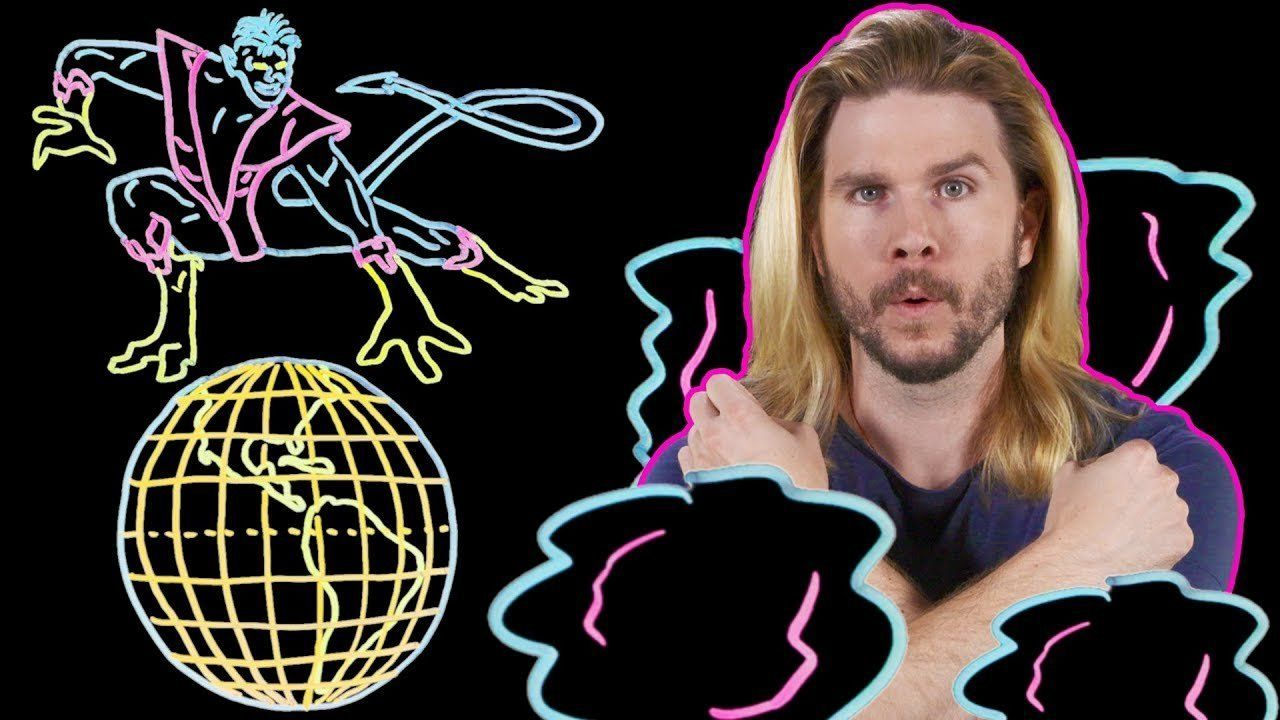 Nerdist's Kyle Hill explains why teleportation is a problematic superpower in the real world.