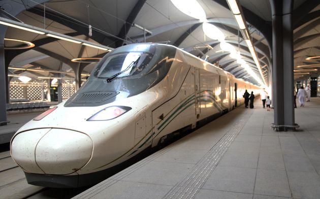 L'Arabie saoudite lance un TGV reliant la Mecque à