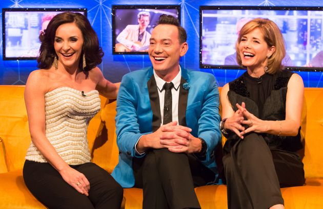 Shirley, Craig and Darcey Bussell on 'The Jonathan Ross