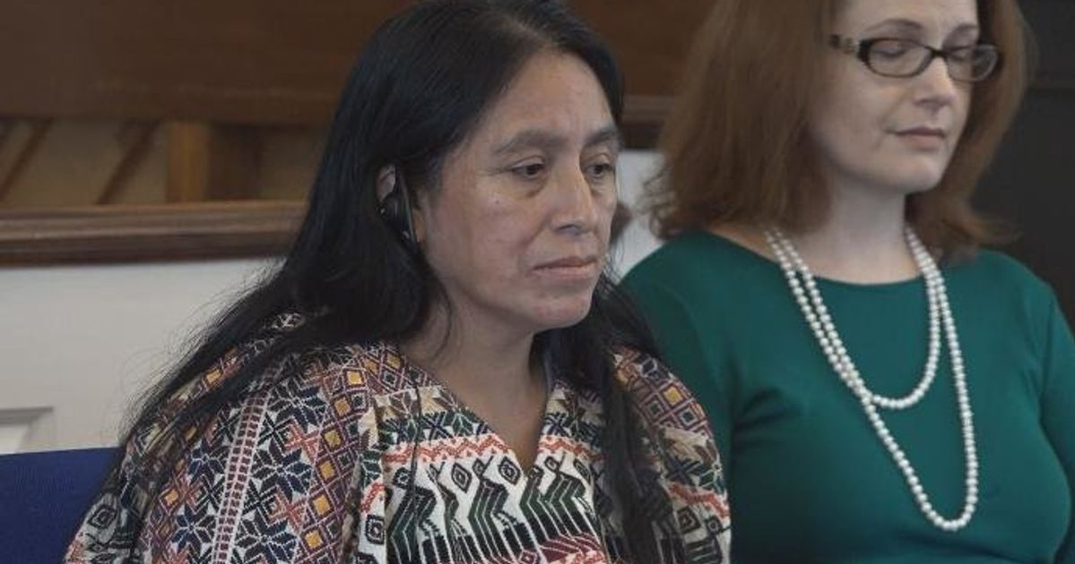Virginia Church Offers Sanctuary To Indigenous Guatemalan Woman Facing Deportation