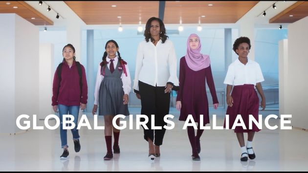 Pour la journée mondiale de la fille, Michelle Obama lance un programme de scolarisation
