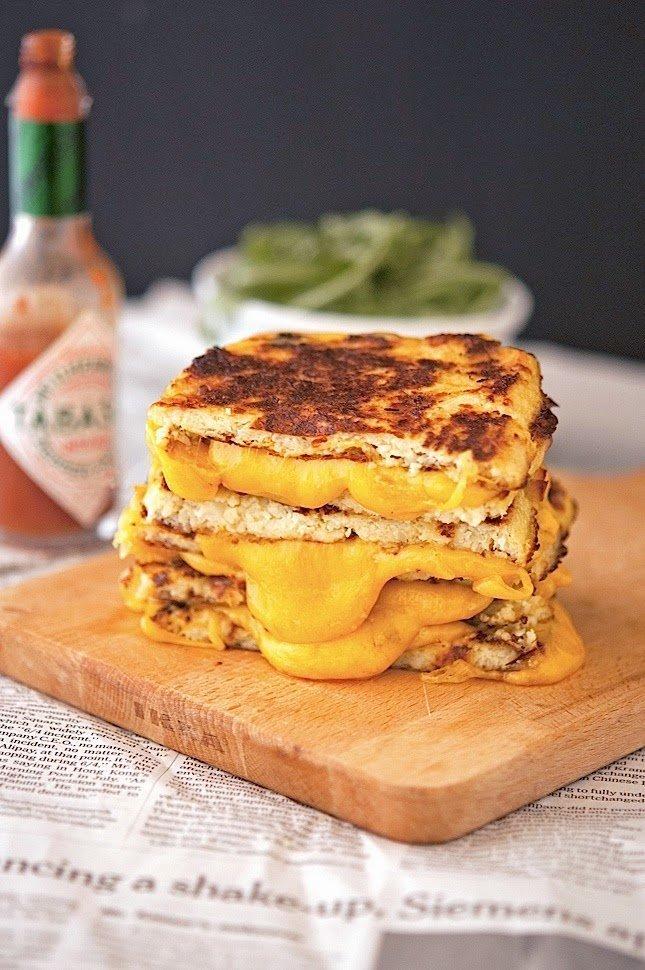 Healthier Grilled Cheese Sandwiches That Still Taste Amazing