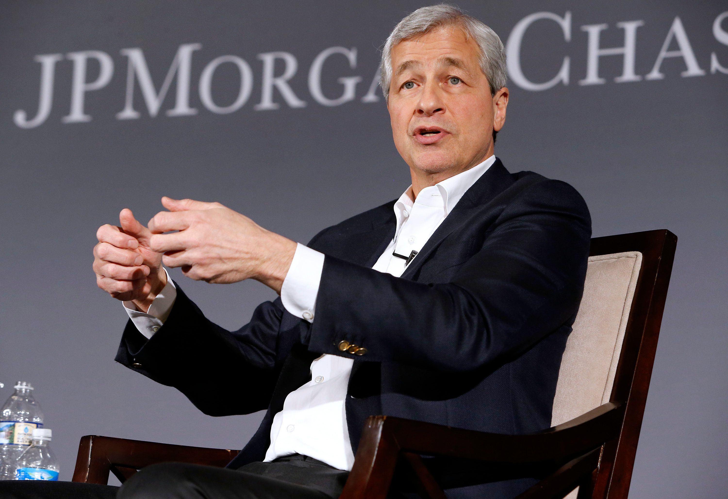 Jamie Dimon, Steve Mnuchin And Big Bank CEOs Set To Attend Saudi Conference Despite Journalist's Disappearance