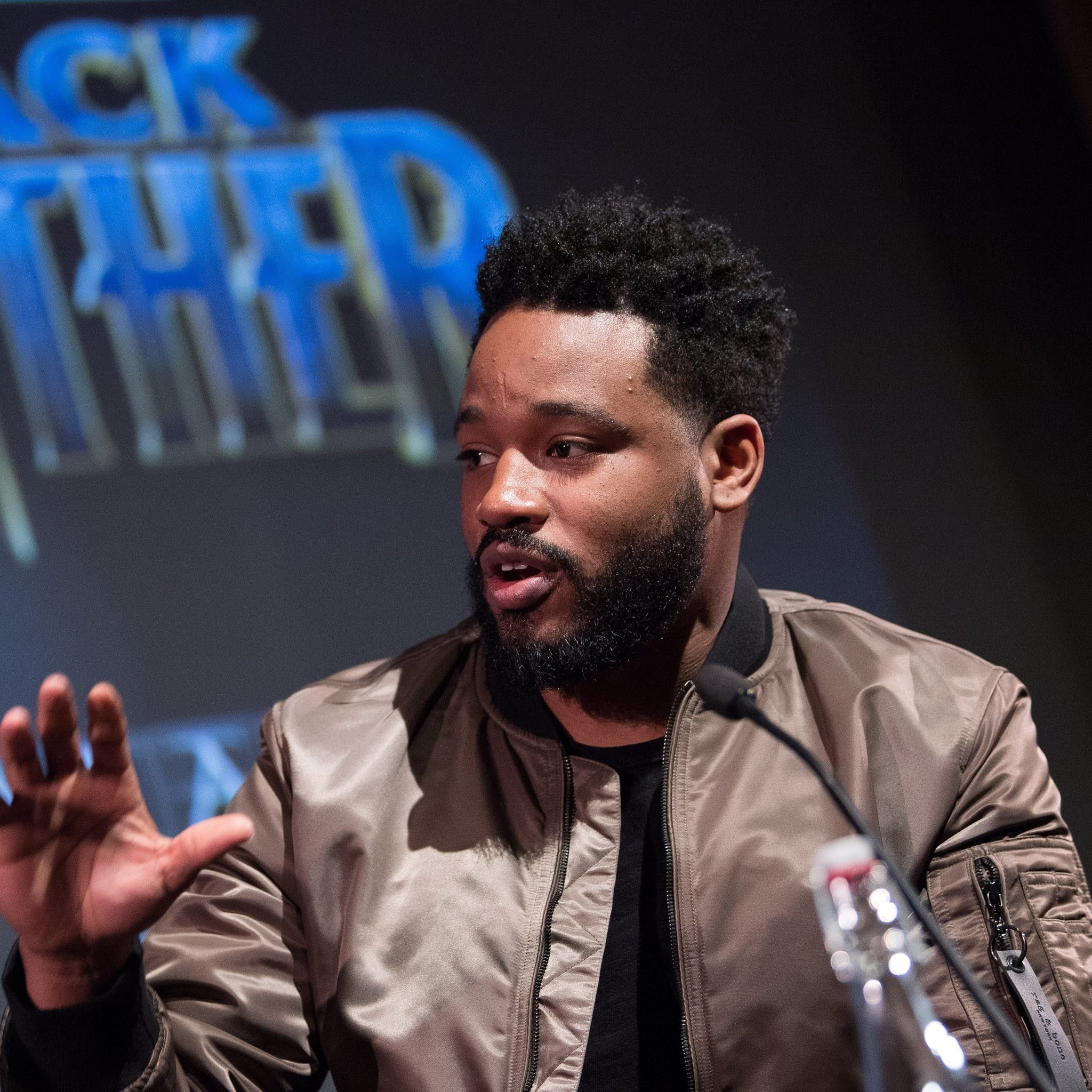 Ryan Coogler Reportedly Set To Write And Direct 'Black Panther'