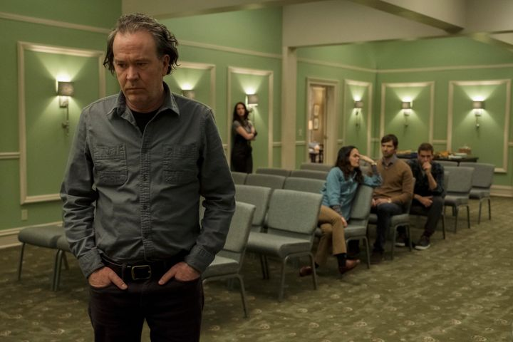 "Timothy Hutton in ""The Haunting of Hill House."""