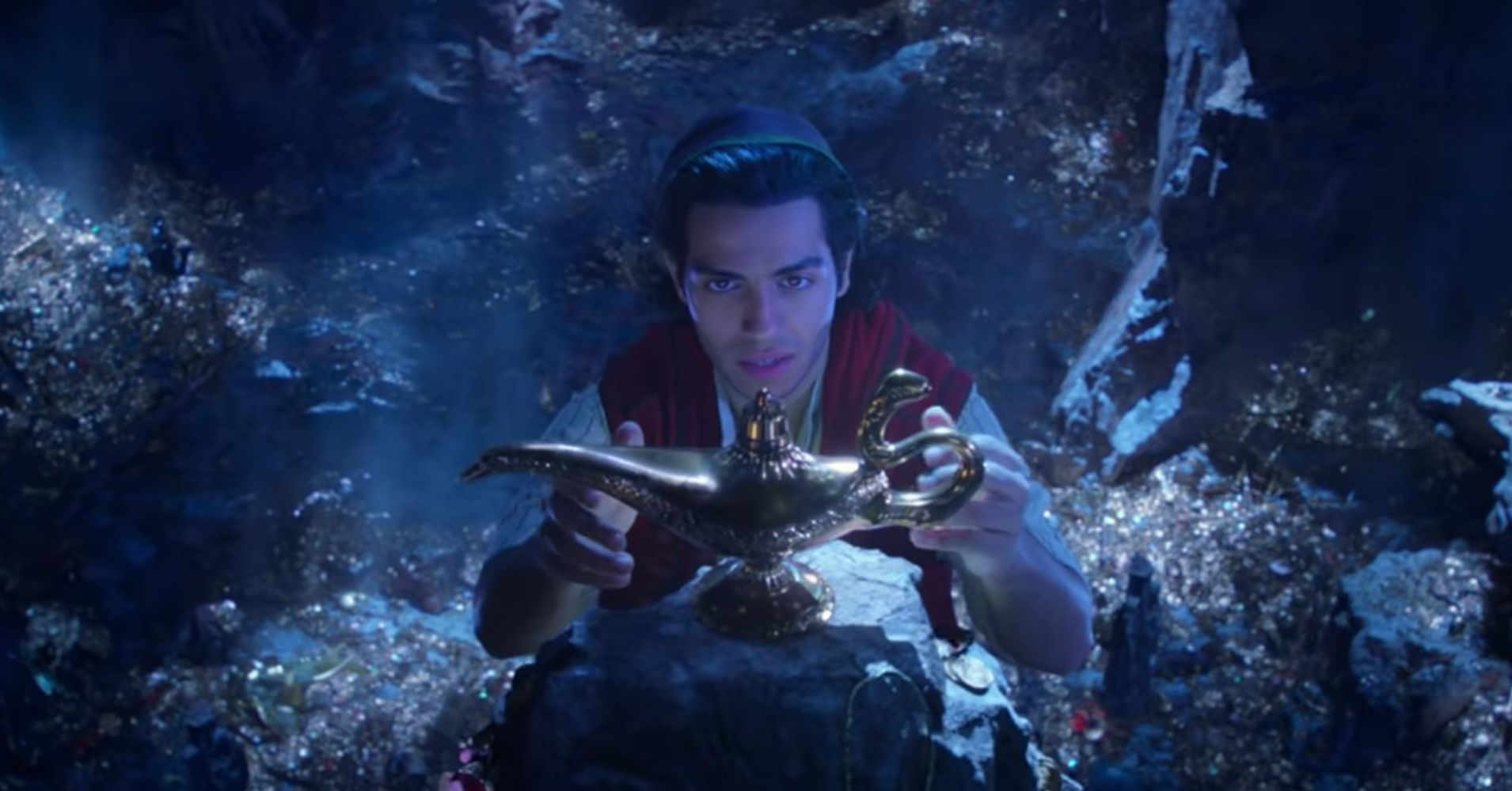 A Whole New 'Aladdin': DIsney Drops Trailer For Live-Action Remake