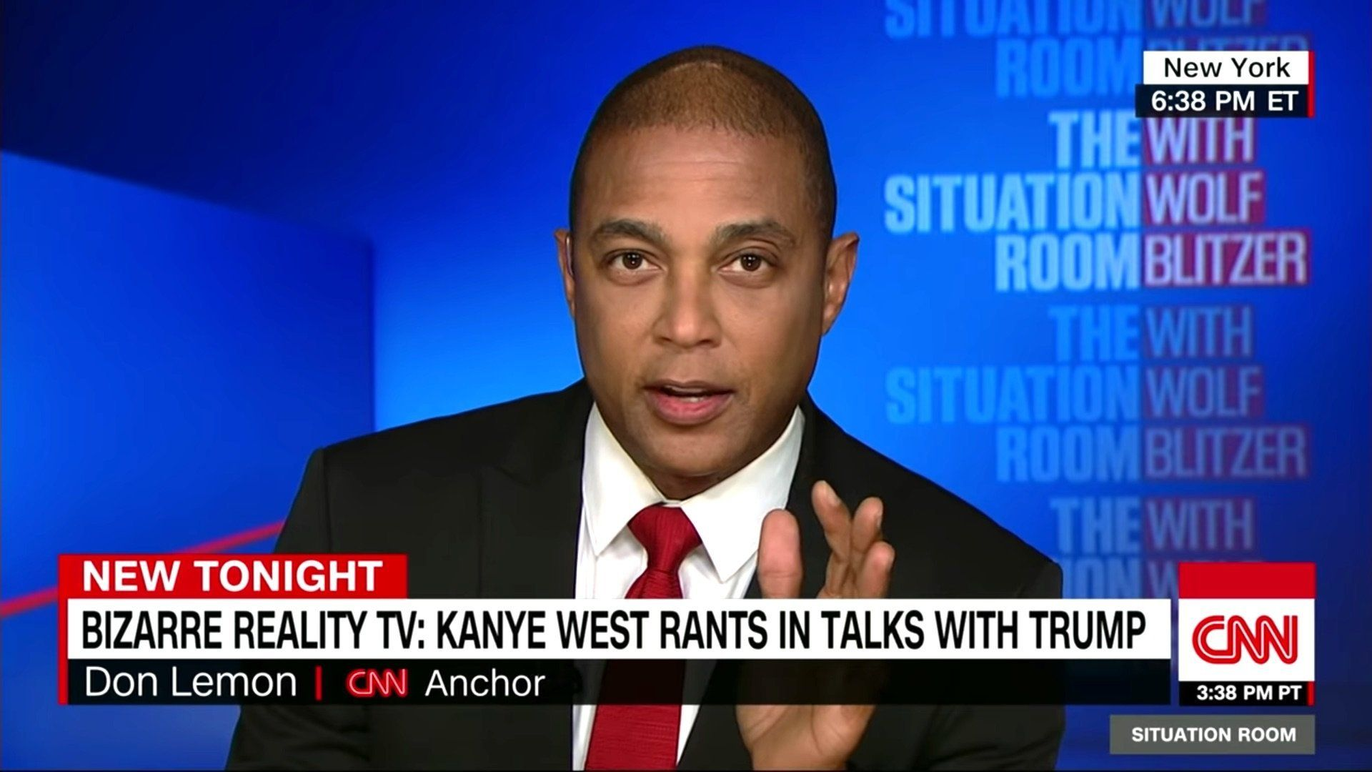 CNN Host: Kanye Embarrassed Black Americans With White House 'Minstrel Show'