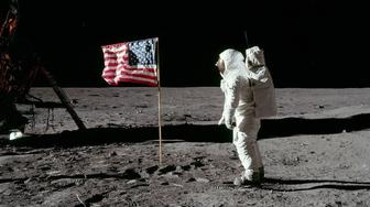 "<span>That pivotal moment for all of humanity, when Americans became the first people to ever <a rel=""nofollow"" href=""https://bestlifeonline.com/astronaut-training/?utm_source=yahoo-news&utm_medium=feed&utm_campaign=yahoo-feed"">step foot on the moon?</a> Yeah, of course that was scripted. But the quotation that we all know and love is not verbatim what astronaut Neil Armstrong was supposed to radio back to Earth. </span>  <span>We all know the phrase as, ""One small step for man, one giant leap for mankind."" The crucial part that Armstrong left out was just the word, ""a."" He was meant to say, ""One small step for </span><i><span>a</span></i><span> man, one giant leap for mankind."" That one word would have made the distinction a little bit clearer, right? Apparently, after listening to the recording of himself, Armstrong has </span><a rel=""nofollow"" href=""https://www.theguardian.com/science/2012/aug/25/neil-armstrong-moon""><span>since admitted</span></a><span> to misspeaking the line. </span>"