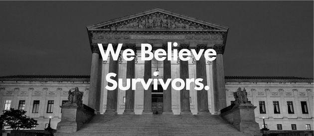 브렛 캐버노 이름이 성폭력 생존자를 위한 사이트의 도메인이