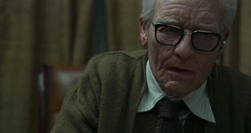 Ποιά γνωστή ηθοποιός είναι... αυτός ο ηλικιωμένος