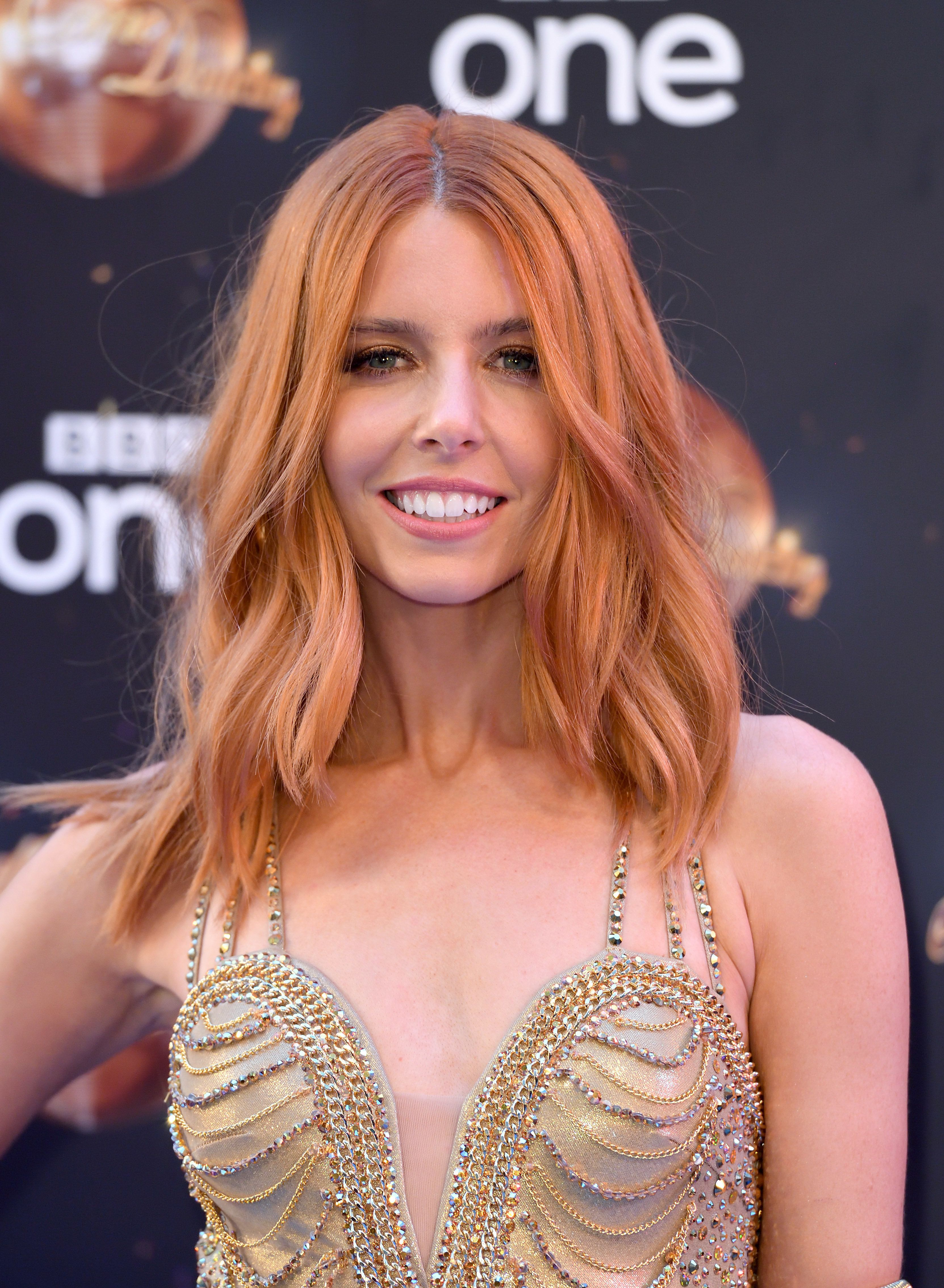 Strictly's Stacey Dooley Misses Honours Ceremony At Buckingham