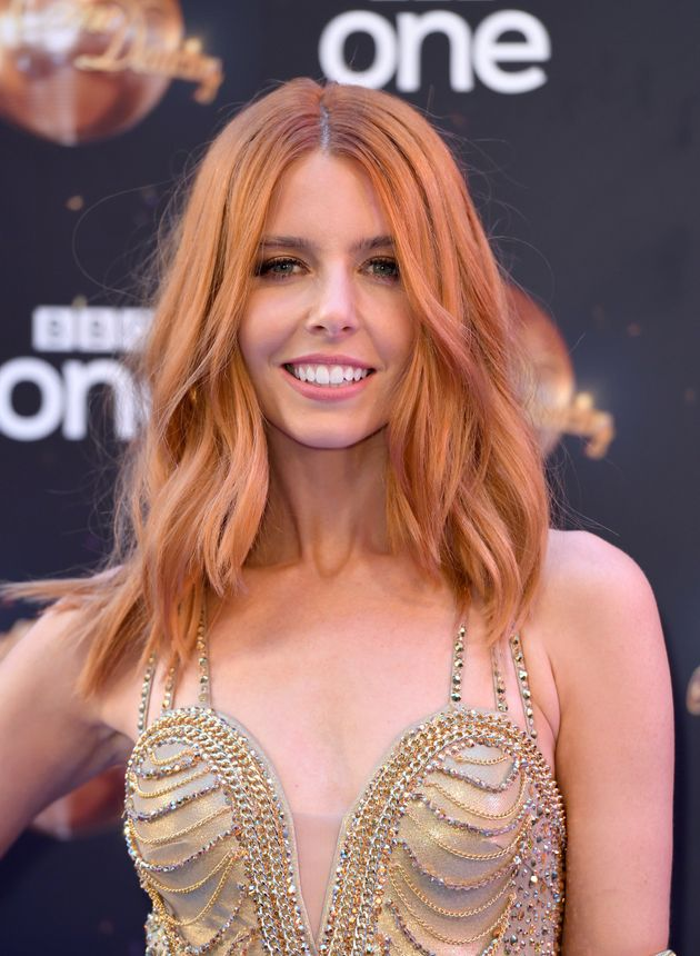 Strictly Come Dancing S Stacey Dooley Misses Honours Ceremony At Buckingham Palace Huffpost Uk