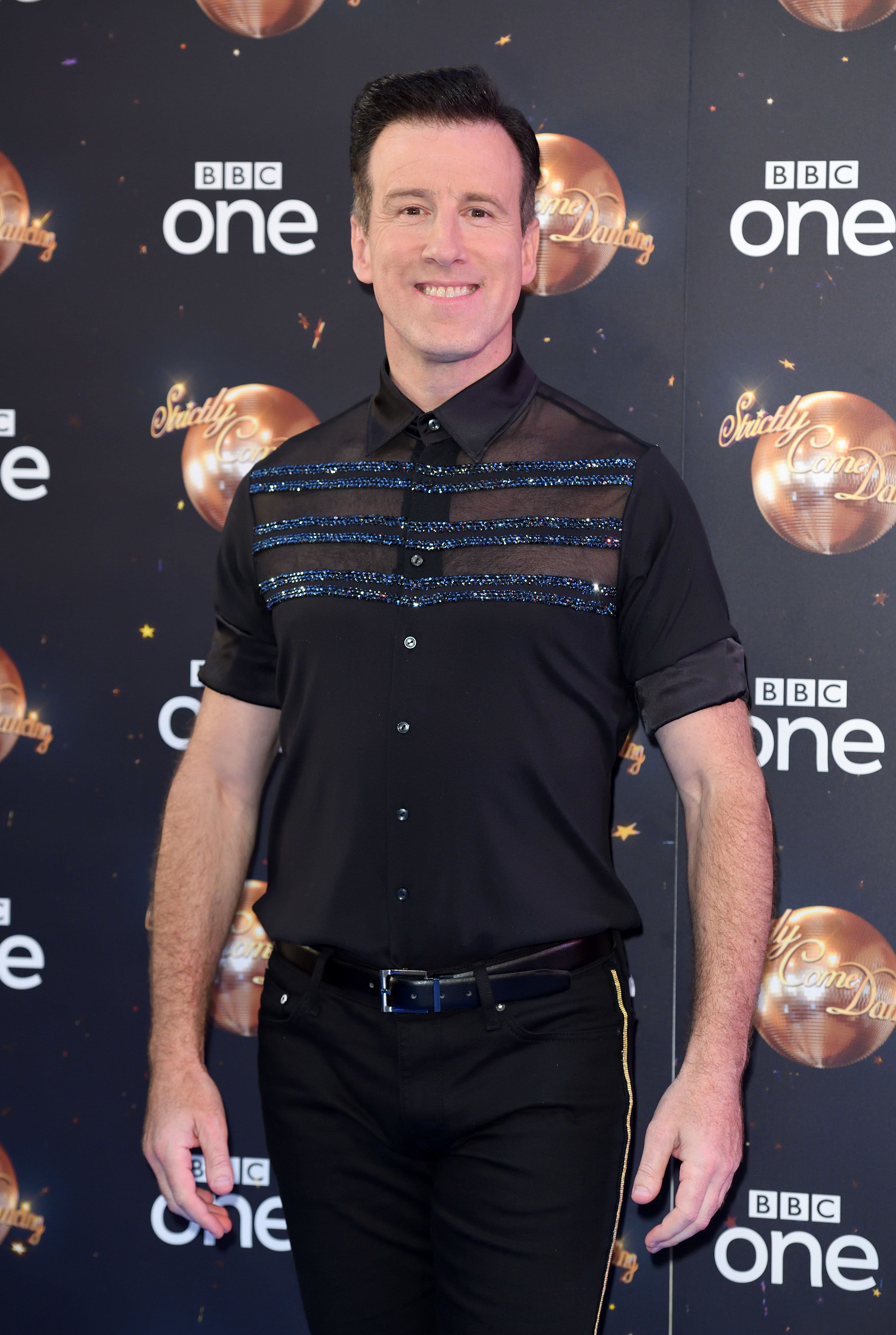 'Strictly' Pro Anton Du Beke Says He Has 'No Sympathy' For Seann Walsh And Katya Jones Over Kiss