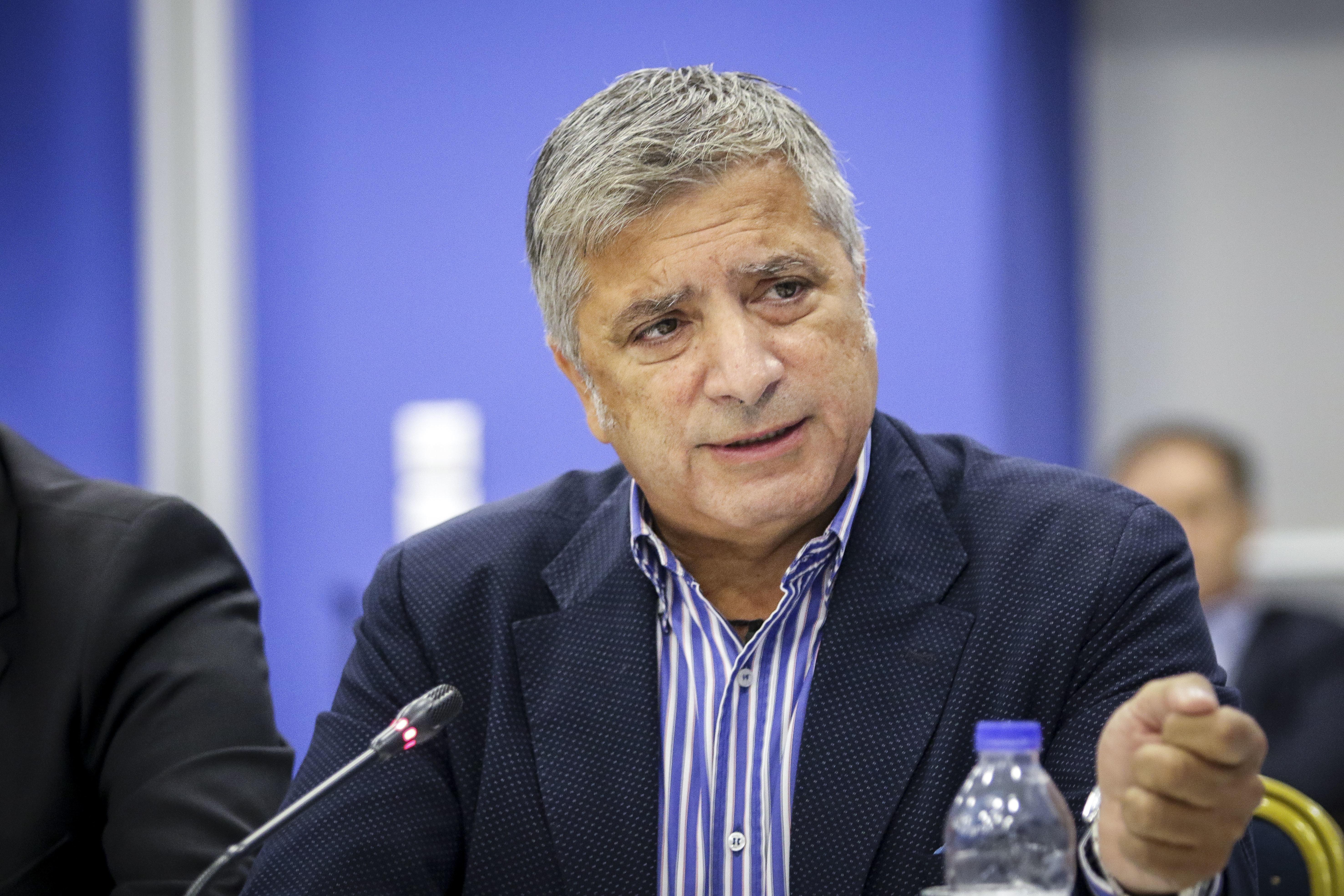 ΝΔ: «Κλείδωσε» η υποψηφιότητα Πατούλη για την Περιφέρεια