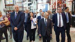 Industrie pharmaceutique: inauguration de la nouvelle usine