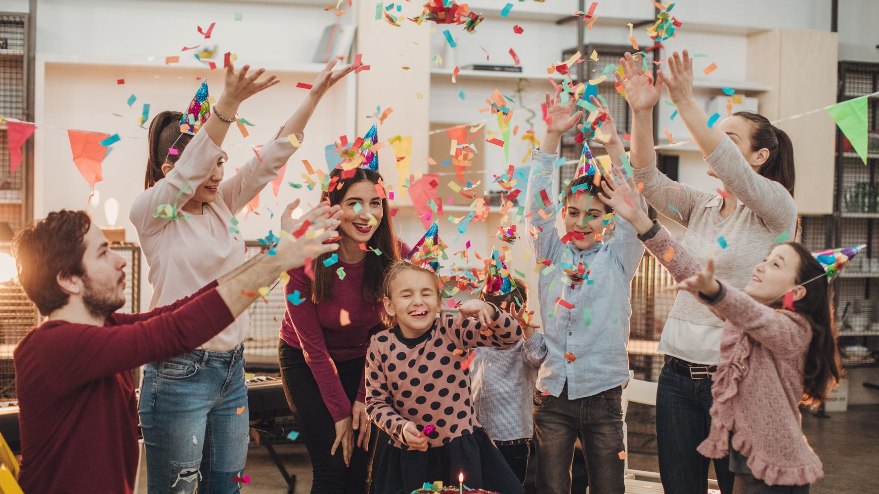As Kids' Birthday Parties Get Fancier, Other Parents Are Being Asked To Foot The Bill