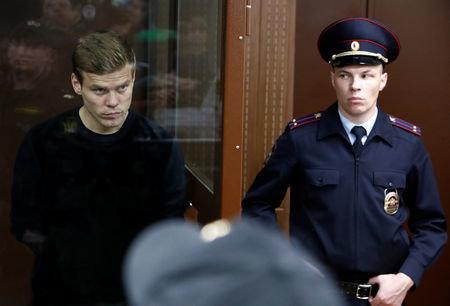 Στη φυλακή διεθνείς Ρώσοι ποδοσφαιριστές για βίαιες
