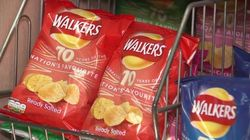 Walkers, Monster Munch and Wotsits Crisp Multipacks Will Contain 30% Less